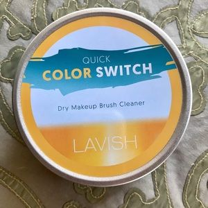 Lavish, Quick Color Dry Makeup Brush Cleaner